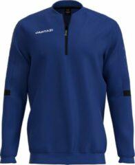 Jartazi sportsweater roma heren polyester blauw maat