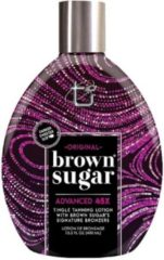 BROWN SUGAR ORIGINAL DARK Zonnebankcreme 45X BRONZER + TINGLE - 400 ml