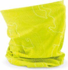 Gele Morf ,faceshield,bandana