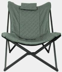 Bo Camp Bo-Camp Industrial Molfat relaxstoel - Groen/Grijs
