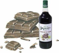 Bigallet Chocolat Noir (Pure Chocolade) koffiesiroop - 1000ml