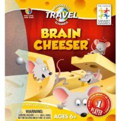 SmartGames Brain Cheeser - magnetisch reisspel met 48 opdrachten