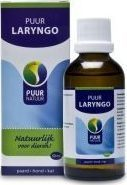 Puur Natuur Laryngo - Supplement - Luchtwegen - 50 ml