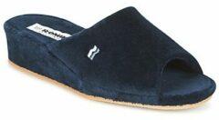 Romika PARIS - Dames Dames pantoffels - Kleur: Blauw - Maat: 35.5