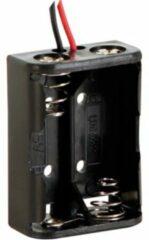 Velleman Batterijhouder Voor 2 X N-Cel (Met Draden)