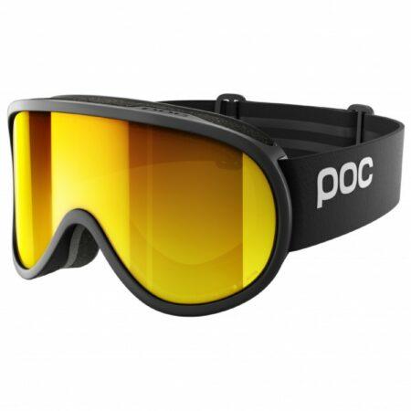 Afbeelding van Witte POC Retina Clarity Skibril - Hydrogen White/Spektris Orange Retina Clarity