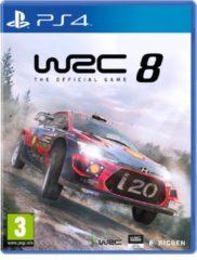 Bigben WRC 8 - PS4