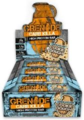 Grenade Carb Killa Bars - Eiwitreep - 1 doos (12 eiwitrepen) - Chocolade Chip Cookie Dough