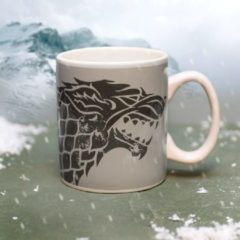 LICENSED MERCHANDISE Game of Thrones House Stark Mug 350ml
