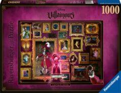 Ravensburger puzzel Villainous Captain Hook - Legpuzzel - 1000 stukjes