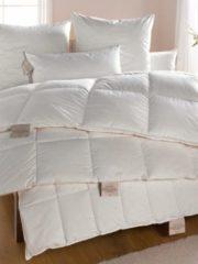 Daunen Bettenprogramm 'Moschus Royal' Häussling natur