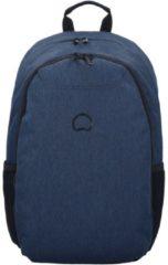 Delsey ESPLANADE RUCKSACK M 1 FACH PC 47 CM Daypack blau