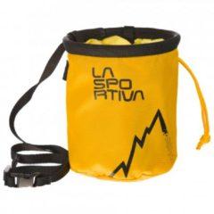 La Sportiva - Kid's Laspo Chalk Bag - Pofzakje maat One Size, oranje/zwart