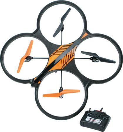Afbeelding van Zwarte Helicute X-drone GS Quadcopter 72 Cm 2.4 Ghz R/C