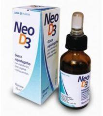 JuniaPharma Neo D3 Integratore Vitaminico Gocce 20 Ml