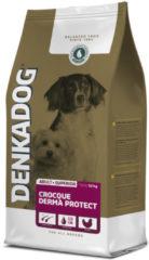 Denkadog Superior Crocque Derma Protect Kip&Rund&Rijst - Hondenvoer - 12.5 kg