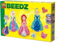 SES Creative BEEDZ - Strijkkralen Prinsessen diamant