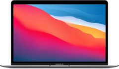 Grijze Apple MacBook Air (November, 2020) MGN63N/A - 13.3 inch - Apple M1 - 256 GB - Space Grey