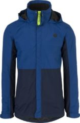 Marineblauwe AGU Section Regenjas - Mannen - Maat XXL - Navy