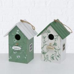Boltze Home Vogelhuis Silka H22cm Mdf