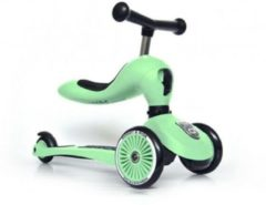 Groene Scoot & Ride Scoot and Ride Highwaykick 1 Step - Loopfiets Kiwi