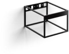 Clou Hammock Frame kokerprofielkast 40cm mat zwart poedercoat. CL/07.69.104.21