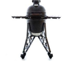 Zwarte The Bastard Medium 2021 Keramische Barbecue Ø 42 cm