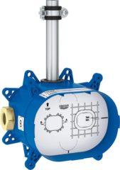 Blauwe GROHE Rainshower 360 inbouwbox - Voor GROHE Rainshower 360 hoofddouchesets en SmartControl comfortsets