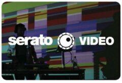 Serato DJ Video software plug-in kraskaart