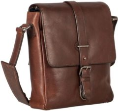 Bruine Leonhard Heyden Roma Shoulder Bag S Brown 5367
