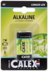 Calex Alkaline batterij 9volt/6LR61