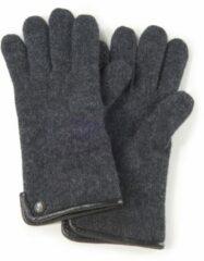 Handschoenen van 100% scheerwol Van Roeckl grijs