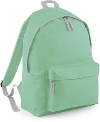 Groene BagBase Backpack Rugzak - 18 l - Mint Green/Light