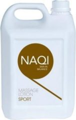 NAQI Massage Lotion Sport (5 liter)
