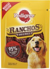 Pedigree Ranchos 70 g - Hondensnacks - Rund