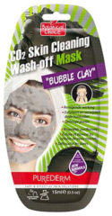 Purederm Skin Cleaning Bubble Clay Mask (10ml)