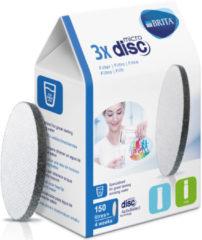 Brita Waterfilter MicroDisc voor Serve en Vital 3-pack 3 Stuks
