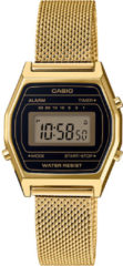 Casio Collection LA690WEMY-1EF Horloge - RVS - Goudkleurig - Vrouwen - Ø 26 mm