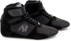 Zwarte Gorilla Wear Perry High Tops Pro - Black/Black - Maat 38
