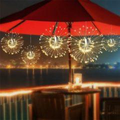 Meco ARILUX® Solar Power 200LED 8 Modes IP65 DIY Firework Starburst Fairy String Christmas Holiday Light