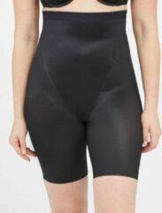 Spanx Thistincts High 2.0 Waisted Mid Thigh Short - Zwart - Maat XL
