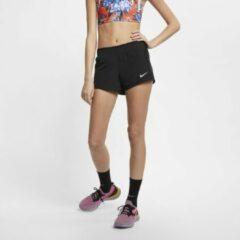 Nike 10K Hardloopshorts voor dames - Zwart