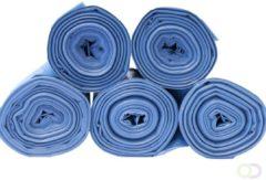 Bon Ton Afvalzakken BonTon 70 liter blauw 58x102cm 50my - Doos 15 rol à 20 zak