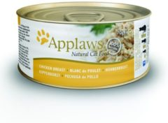 Applaws cat blik adult chicken breast kattenvoer 70 gr