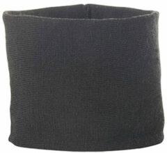 Zwarte Woolpower - Headband - Hoofdband zwart