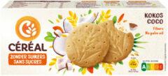 12x Cereal Kokoskoekjes 132 gr
