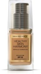 Max Factor Skin Harmony Miracle Foundation SPF20 30 ml - Bronze 80