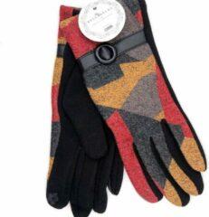 Winter Handschoenen Abstraction Magnifique van BellaBelga
