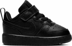 Nike Court Borough Low 2 (TD) Sneakers - Maat 26 - Unisex - zwart