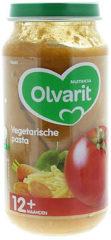 Olvarit Vegetarische pasta 12+ Maanden (1 Potje van 250g)